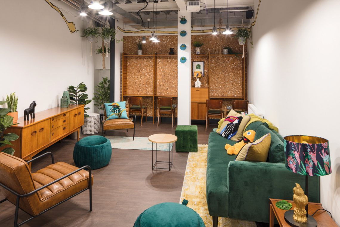 Private Hire - Social Space